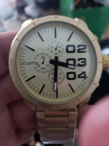 Relógio Atlantis Big Numbers