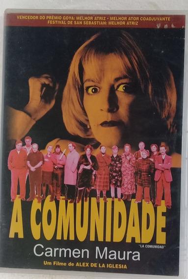 A Comunidade Carmen Maura Filme 2000 Dvd Frete 15,00