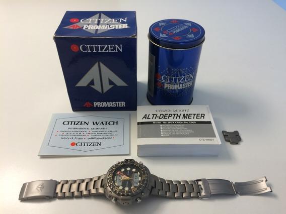 Citizen Aqualand Promaster - Jp3020 - Aquamount - Completo