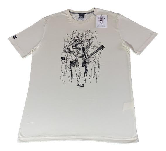 Camiseta Lost Original Estampa Especial Muda De Cor No Sol