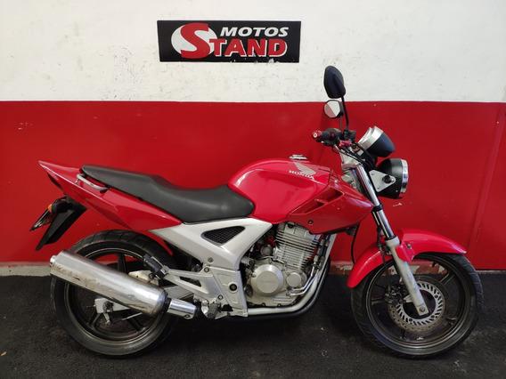 Honda Cbx 250 Twister 250 2005 Vermelha Vermelho