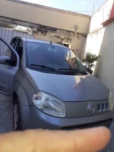Imagem 1 de 5 de Fiat Uno 2012 1.0 Vivace Flex 5p