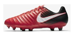 Chuteira Campo Nike Tiempo Legacy Iii- 897748- Original