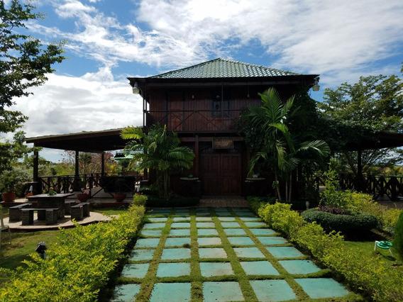 Venta De Fincas Para Villas Campestre Santo Dgo Este