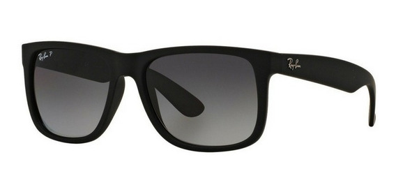 Oculo De Sol Ray Ban Justin Masculino-feminino Promoção