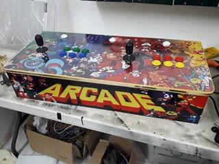 Tablero Arcade 2 Jugadores Personalizados
