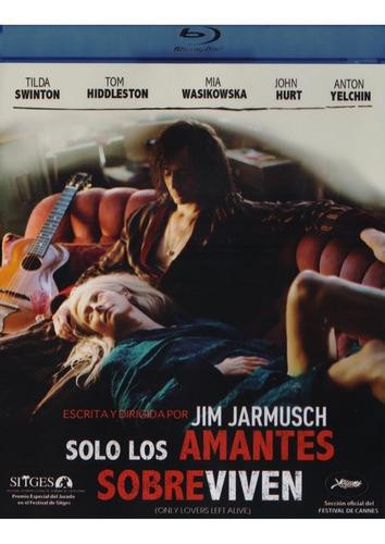 Solo Los Amantes Sobreviven Tilda Swinton Pelicula Blu-ray