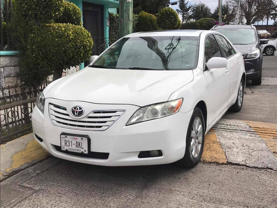Toyota Camry 3.5 Xle V6 Aa Ee Qc Piel At 2007