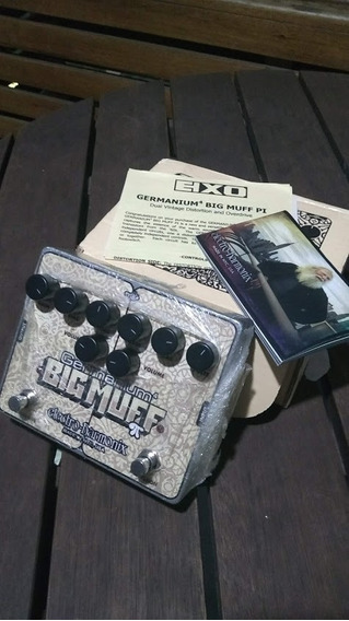 Pedal Bigg Muff Pi Germanium 4 Electro Harmonix