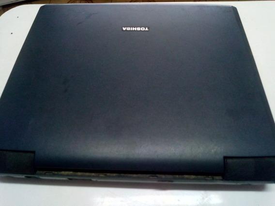 Notebook Toshiba Carcaça Está Empecavel Placa Mãe Boa Lcd