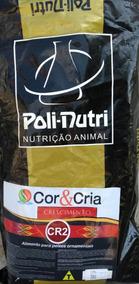 Ração Para Carpa Poli-nutri Cor & Cria 15kg Cr2