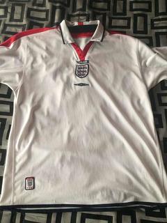 Jersey Inglaterra Euro 2004