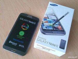 Samsung Galaxy Note Ll Tela 5 Polegadas Acompanha Caixa Nota