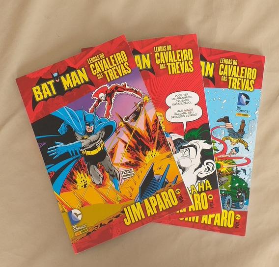 Lendas Do Cavaleiro Das Trevas Batman Jim Aparo