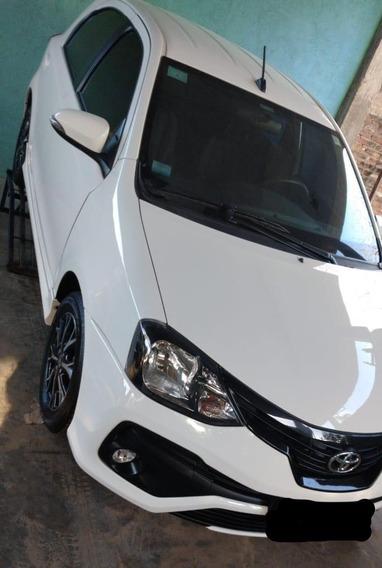 Toyota Etios Xls 6p 19my