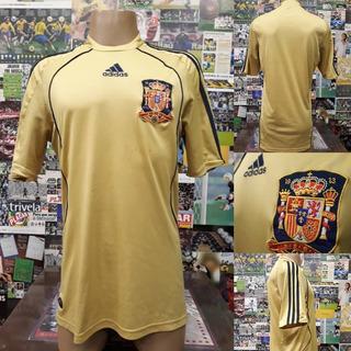 Camisa Espanha - adidas - M - 2008/2010 - S/nº