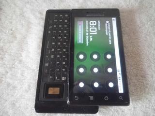 Telefono Celular Motorola Milestone A853