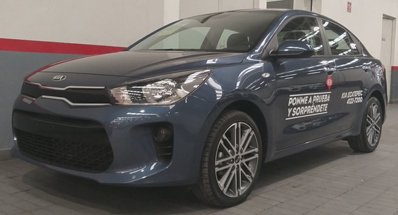 Kia Rio 2019 1.6 Sedan Ex At