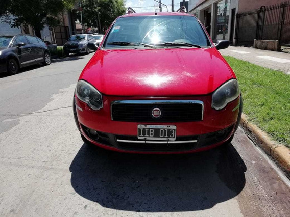 Fiat Palio Weekend Trekking 1.4 2009