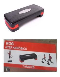 Step Aerobico 2 Niveles Fitness Javasi Rog