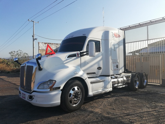 Tractocamion Kenworth T680 2016 Motor Isx, 543,000 Km