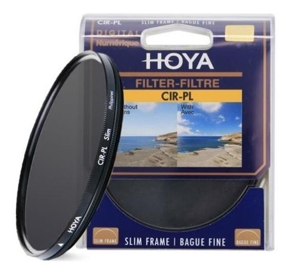 Filtro Polarizador Cpl Hoya 77mm Original - Nikon Canon Sony