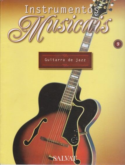 Guitarra De Jazz Na Revista / Instrumentos Musicais