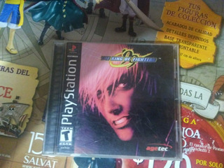 King Of Fighters 99 Psone Completo