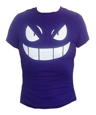 Playera Haunter Fantasma Camiseta Algodón