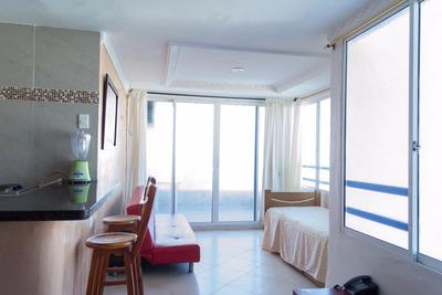Apartamento En Cartagena Por Días Frente Al Mar 1-11c
