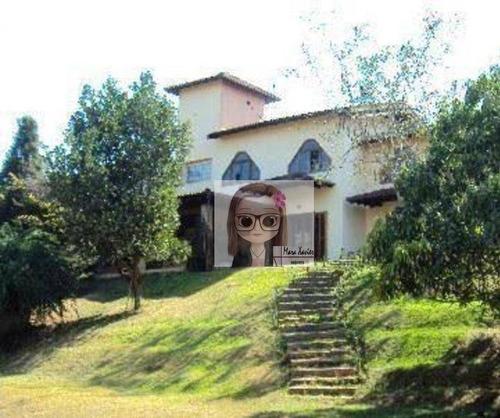 Chácara Com 5 Dormitórios, 3500 M² - Venda Por R$ 2.490.000,00 Ou Aluguel Por R$ 12.000,00/mês - Pinheirinho - Vinhedo/sp - Ch0057