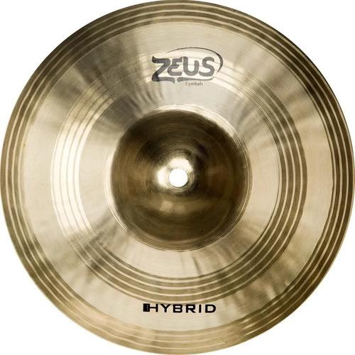 Imagem 1 de 1 de Prato Zeus Hybrid Splash 8 Zhs8 B-20 Full C/ Nota Fiscal