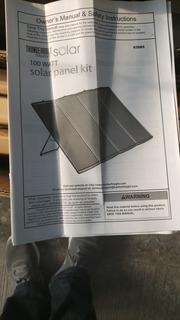 Manual Para Luz Solar