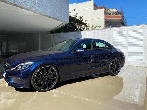 Mercedes-benz Classe C 2015 2.0 Sport Turbo 4p