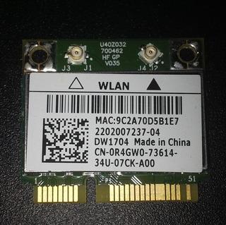 Tarjeta Wifi Dell 3421 - Computación en Mercado Libre Colombia