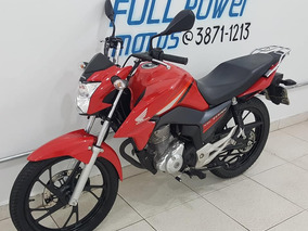 Honda Titan 160 Ex 2017/17 Vermelha