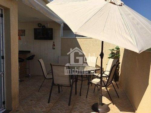 Imagem 1 de 16 de Apartamento Duplex Com 2 Dormitórios À Venda, 90 M² Por R$ 245.000 - Jardim Maria Goretti - Ribeirão Preto/sp - Ad0054