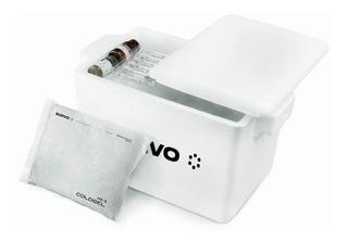 Gel Refrigerante Bolsa De 12x17cm. 250grs. Caja Con 95 Bls