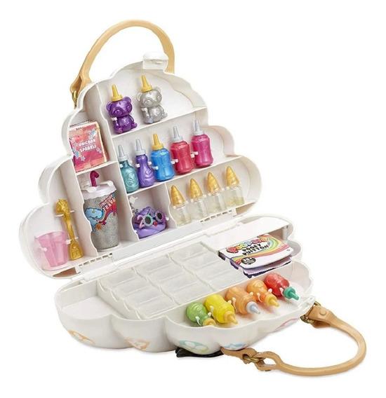 Bolsa Com Acessórios Poopsie Slime Brinquedo Infantil
