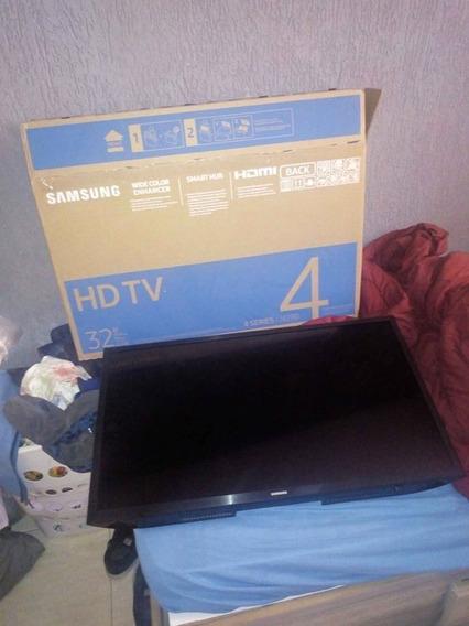 Tv Samsung Smart 32 Lcd Danificado
