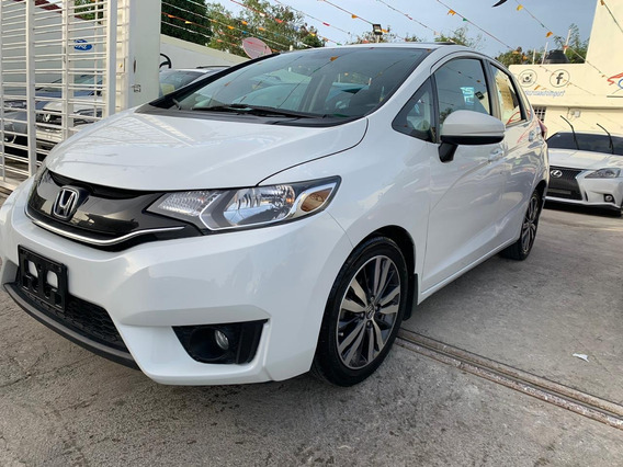 Honda Fit Ex Americano Nueva