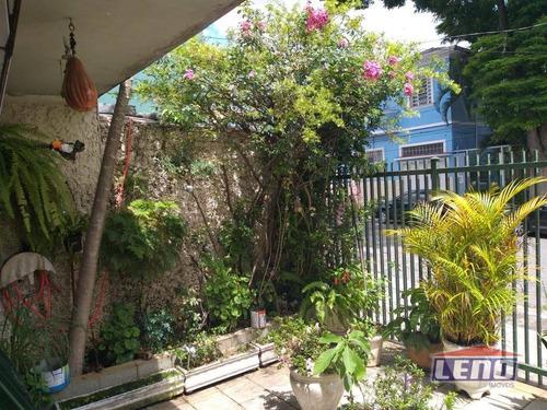 Sobrado Com 2 Dormitórios À Venda, 115 M² Por R$ 540.000,00 - Penha De França - São Paulo/sp - So0540