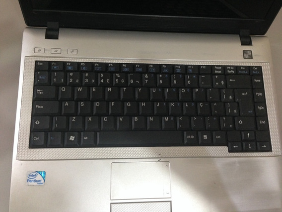 Notebook Sim 1068 Intel Dual Core 2.1 Ghz