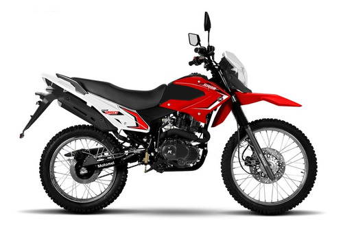 Motomel Skua 250 Base 0km Triax Tornado Full Smx Miracle Ap