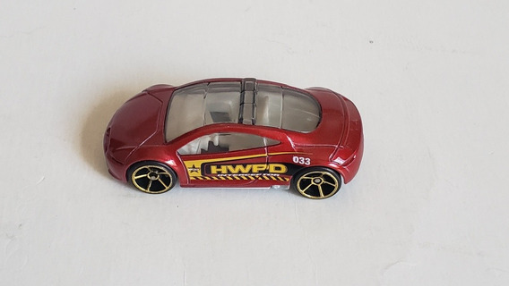 Hot Wheels Mitsubishi Eclipse Concept Car Loose