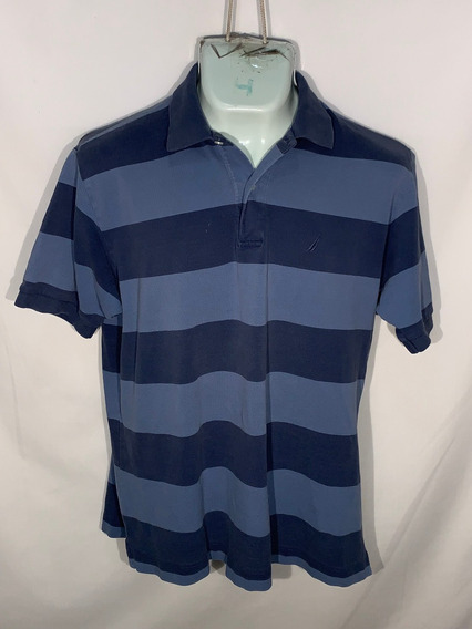 Polo M Nautica Id N683 Used Detalle Hombre Remate!