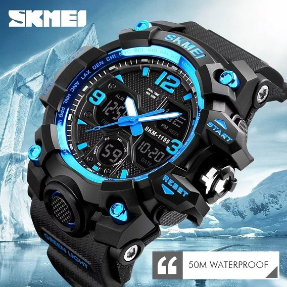 Relógio Masculino Skimei 1155