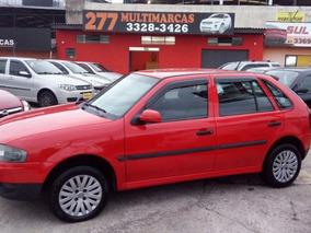 Volkswagen Gol City (trend) 1.0 Total Flex 4p 2009 Vermelha