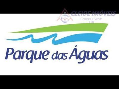 Terreno Residencial À Venda, Condomínio Parque Das Águas, Várzea Grande. - Te0240