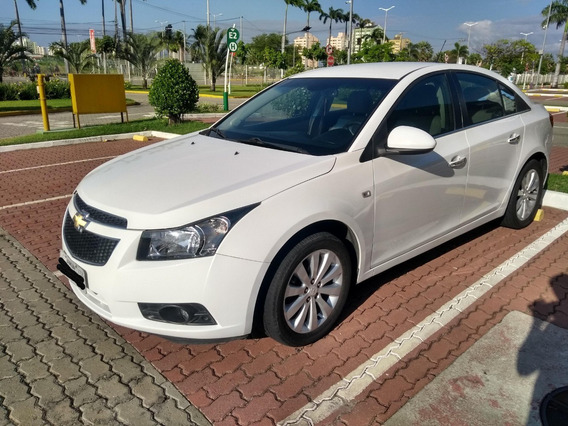 Chevrolet Cruze 1.8 Ltz At 2014 Branco